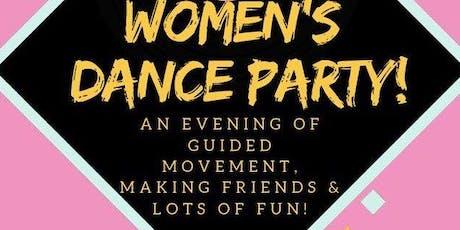 Women's Dance Party - Zest X Make Friends Club tickets