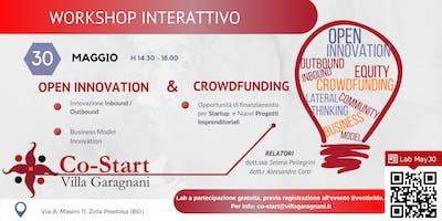 Workshop Crowdfunding & Open Innovation