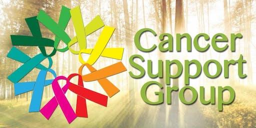 CANCER SUPPORT GROUP - July 2019 (Northville)