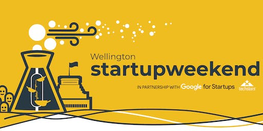 Startup Weekend Wellington // July 2019