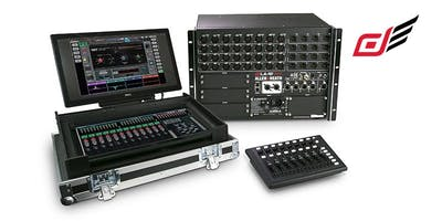 Allen & Heath dLive Wings Sessions