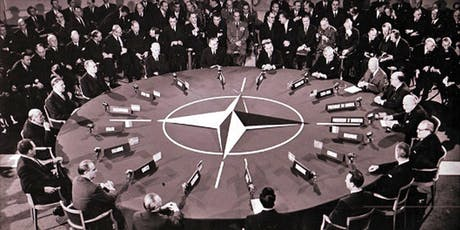 Hendrik Meijer – Senator Arthur Vandenberg and the creation of NATO tickets