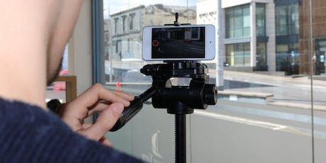 MOBILE VIDEO MADE EASY One Day Workshop 21 June 2019 tickets