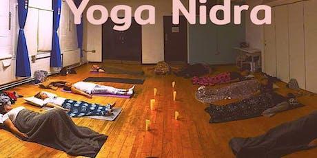 Yoga Nidra - Yogic Sleep, Deep Relaxation tickets