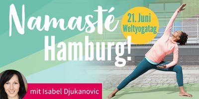 "Yogaklasse ""Come as you are - Yoga für alle."""