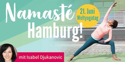 "Yogaklasse ""Come as you are - Yoga für alle."""