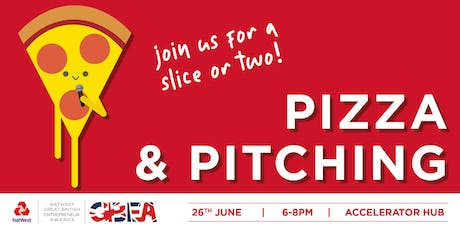 CARDIFF: NatWest - Pizza & Pitching! tickets