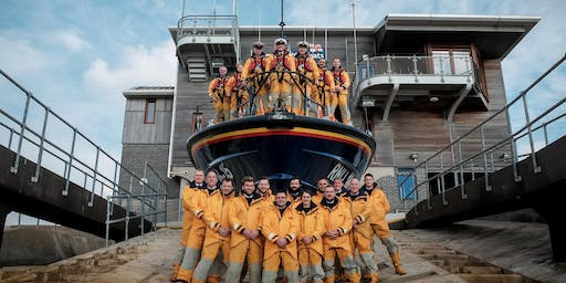 Shoreham Lifeboat Station Tour