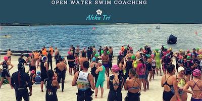 Aloha Tri Open Water Swim Coaching 2019