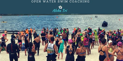 Aloha Tri Open Water Swim Coaching 2019