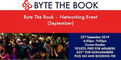 Byte The Book Networking (September)
