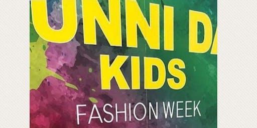 Miami Event Vendors Kids Fashion Show