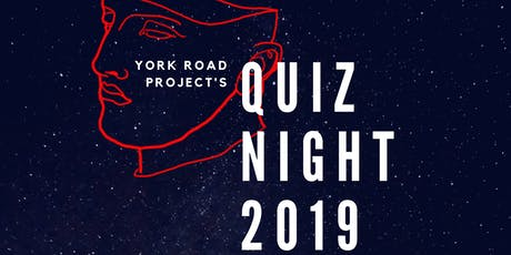 York Road Project's 2019 Quiz Night tickets