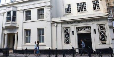 Sussex Masonic Centre Tour