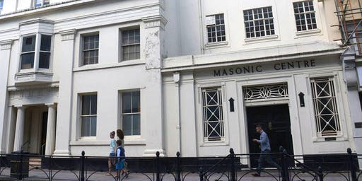 Sussex Masonic Centre Tour