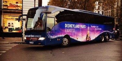 Disneyland Paris: 1-Day Ticket + Transport from Paris