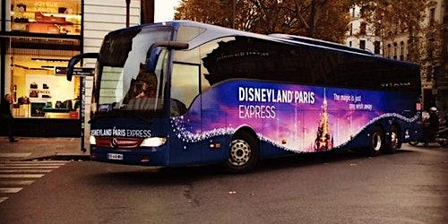 Disneyland Paris: 1-Day Ticket + Transport from Paris