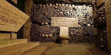 Catacombs of Paris: Guided Tour tickets
