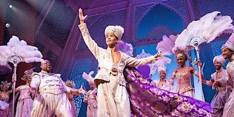 Aladdin on Broadway tickets