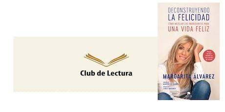 BOOK CLUB entradas