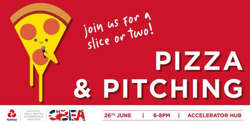 NEWCASTLE: NatWest - Pizza & Pitching!