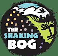 The Shaking Bog Nature Writing Festival 2019 logo