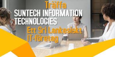 Träffa Suntech Information Technologies - Ett Sri Lankesiskt IT-företag
