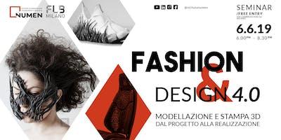 Fashion & Design 4.0 | FREE Open Seminar
