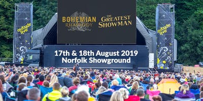 Bohemian Rhapsody - Outdoor Cinema Concert Experience