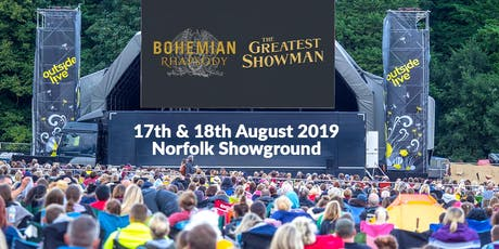 Bohemian Rhapsody - Outdoor Cinema Concert Experience tickets