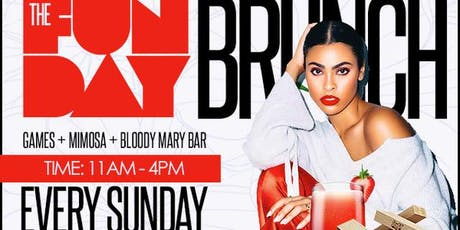 FUNDAY SUNDAY BRUNCH tickets