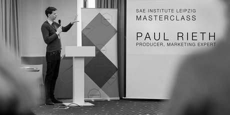SAE Masterclass - Audience Building für Filmemacher - Paul Rieth Tickets