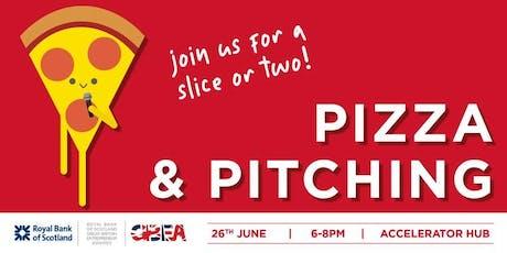 EDINBURGH: Royal Bank of Scotland - Pizza & Pitching! tickets