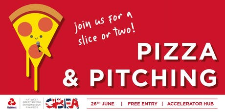 MILTON KEYNES: NatWest - Pizza & Pitching! tickets