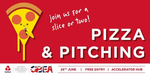 BRIGHTON: NatWest - Pizza & Pitching!