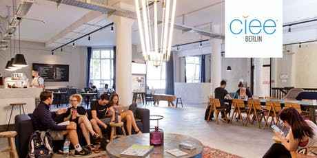 Berlin Startup Employees Meetup at CIEE Global Institute Berlin tickets