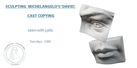 Clay Sculpting Michelangelo's 'David', Cast Copying. tickets