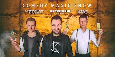 Die Magier 3.0 Tickets