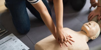 EMERGENCY FIRST AID AT WORK - BASILDON