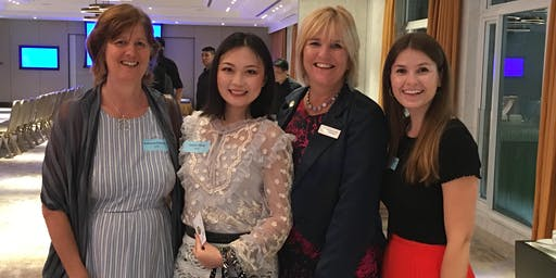 Headington School Hong Kong Drinks and Buffet Reception 2019