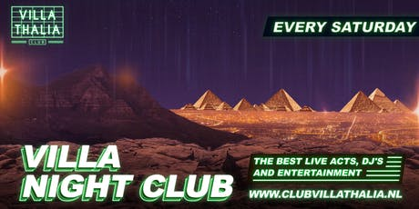 Villa Night Club 22-6 tickets