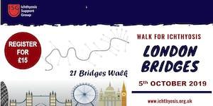 Walk for Ichthyosis 2019 - 21 Bridges Walk, London