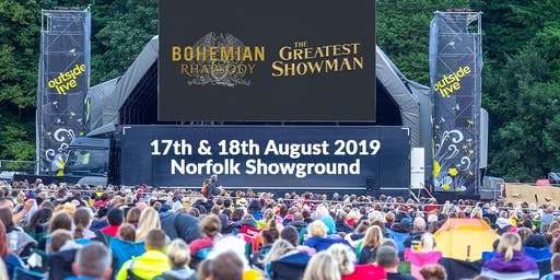 The Greatest Showman - Outdoor Cinema Concert Experience