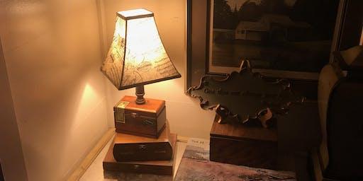 Cigar Box Lamp Makers Workshop