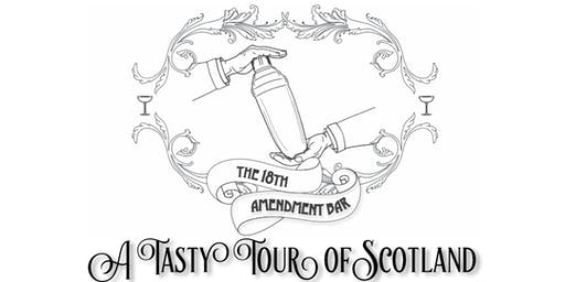 A Tasty Tour of Scotland - A Tastes of Central Geelong Collaboration