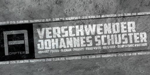 Adapter w/ Verschwender & Johannes Schuster