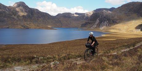 Vortrag: Fàilte & Karibu: Bikepacking in Schottland und Ostafrika  Tickets