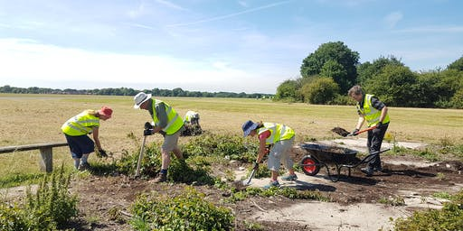 Community Archaeology Dig 2019 - Kenley Revival Project