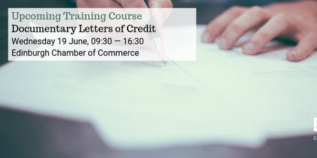 Documentary Letters of Credit tickets