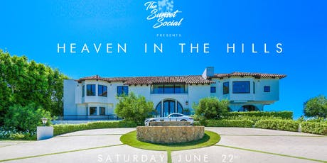 Heaven In The Hills The All White Experience BET Weekend Beverly Hills  tickets